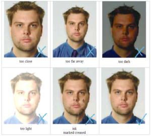 passport photo requirements