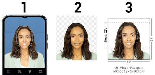 make passport photo online
