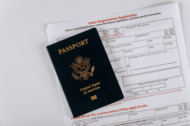 U.S passport photo requirements