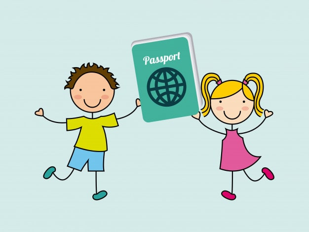 children passport