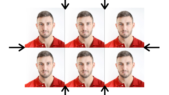 How to print passport photo at home